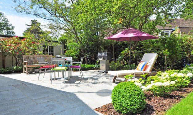 Oferta Jardinería en comercial silva