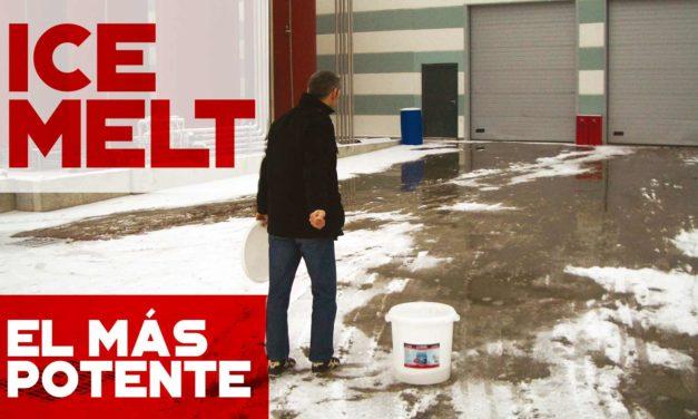 ICE MELT | Derretidor de hielo y nieve